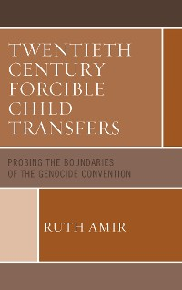 Cover Twentieth Century Forcible Child Transfers