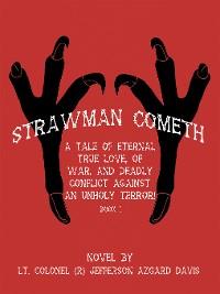 """Cover """"Strawman Cometh!"""""""