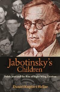 Cover Jabotinsky's Children