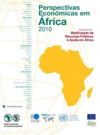 Cover Perspectivas Economicas em Africa 2010