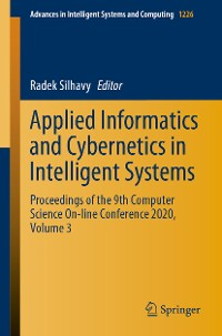 Cover Applied Informatics and Cybernetics in Intelligent Systems