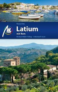 Cover Latium mit Rom Reiseführer Michael Müller Verlag