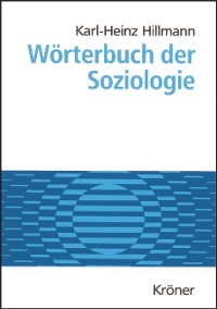Cover Wörterbuch der Soziologie