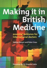 Cover Making it in British Medicine