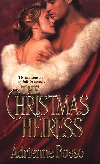 Cover The Christmas Heiress