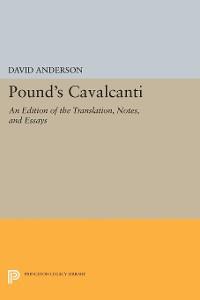 Cover Pound's Cavalcanti