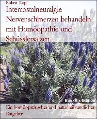 Cover Intercostalneuralgie behandeln mit Homöopathie und Schüsslersalzen