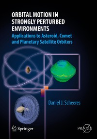 Cover Orbital Motion in Strongly Perturbed Environments