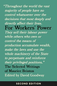 Cover For Workers' Power