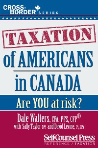 Cover Taxation of Americans in Canada