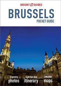 Cover Insight Guides Pocket Brussels (Travel Guide eBook)