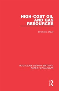 Cover High-cost Oil and Gas Resources