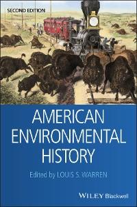 Cover American Environmental History