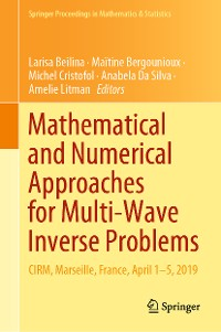 Cover Mathematical and Numerical Approaches for Multi-Wave Inverse Problems