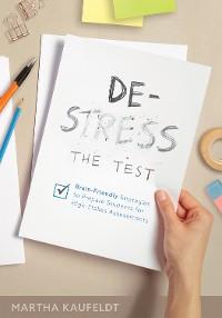 Cover De-Stress the Test