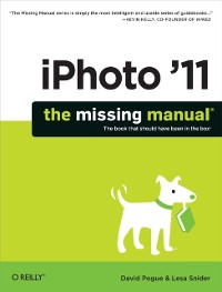 Cover iPhoto '11: The Missing Manual