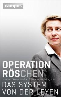 Cover Operation Röschen