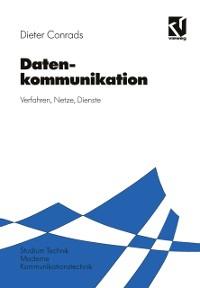 Cover Datenkommunikation