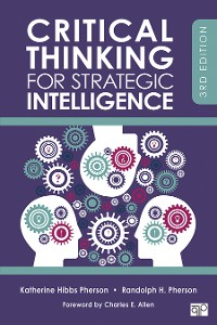 Cover Critical Thinking for Strategic Intelligence