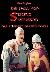 Cover Die Saga von Sigurd Svensson