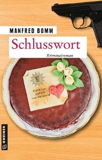 Cover Schlusswort