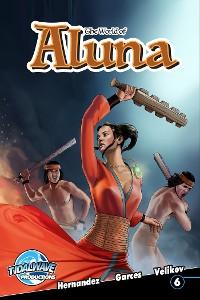 Cover The World of Aluna #6
