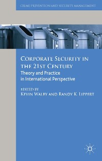 Cover Corporate Security in the 21st Century