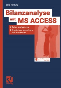 Cover Bilanzanalyse mit MS ACCESS