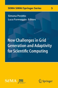 Cover New Challenges in Grid Generation and Adaptivity for Scientific Computing