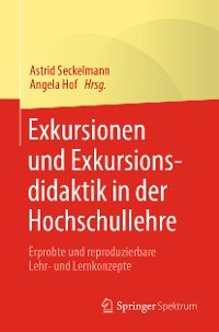 Cover Exkursionen und Exkursionsdidaktik in der Hochschullehre