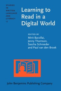 Cover Learning to Read in a Digital World