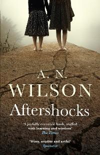 Cover Aftershocks
