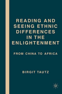 Cover Reading and Seeing Ethnic Differences in the Enlightenment