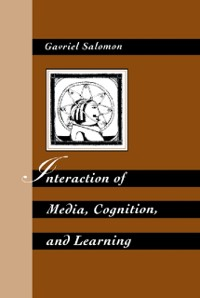 Cover Interaction of Media, Cognition, and Learning