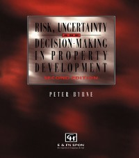 Cover Risk, Uncertainty and Decision-Making in Property