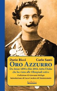 Cover Oro Azzurro