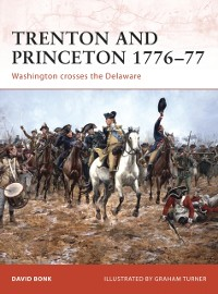 Cover Trenton and Princeton 1776 77