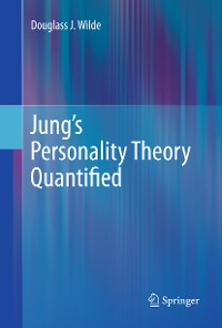 Cover Jung's Personality Theory Quantified