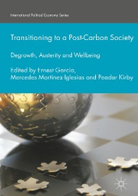 Cover Transitioning to a Post-Carbon Society
