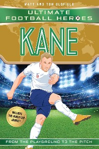 Cover Kane (Ultimate Football Heroes - Limited International Edition)