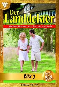 Cover Der Landdoktor Jubiläumsbox 3 – Arztroman