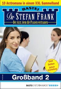 Cover Dr. Stefan Frank Großband 2