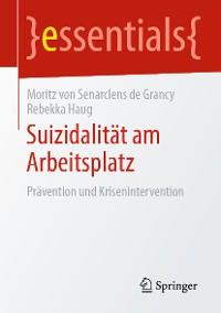 Cover Suizidalität am Arbeitsplatz