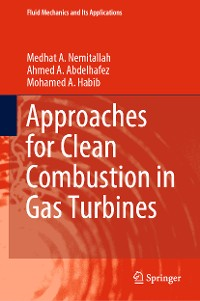 Cover Approaches for Clean Combustion in Gas Turbines