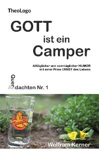 Cover Gott ist ein Camper