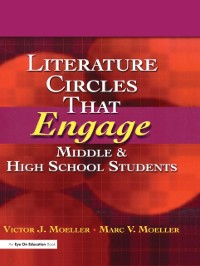 Cover Literature Circles That Engage Middle and High School Students