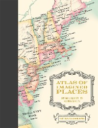 Cover Atlas of Imagined Places