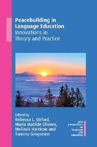 Cover Peacebuilding in Language Education