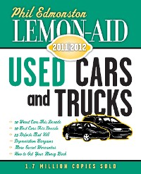 Cover Lemon-Aid Used Cars and Trucks 2011–2012