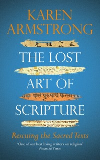 Cover Lost Art of Scripture